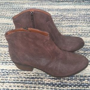 Lucky Brand Boots NWOT